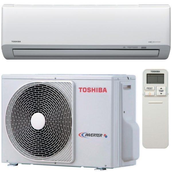 Сплит-система TOSHIBA RAS-10N3KV/RAS-10N3AV-E